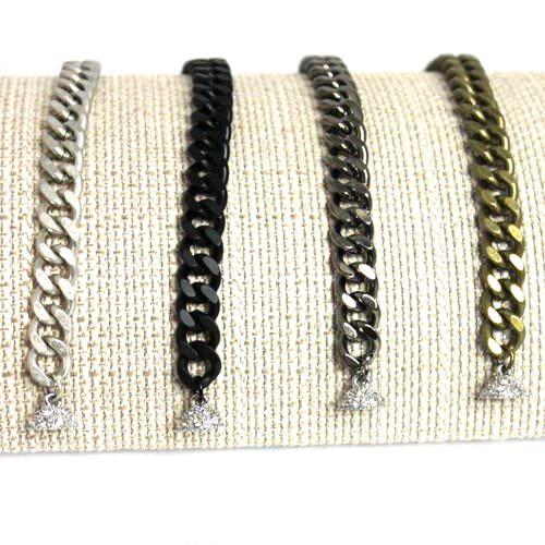 Biker Chic Bracelets