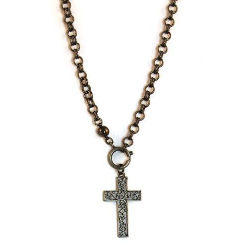 Filagree Cross