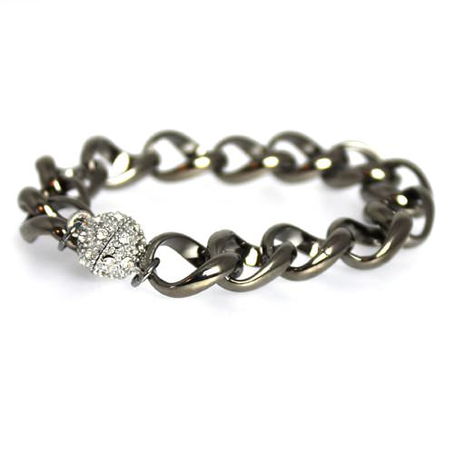 Large Curb Chain Bracelet