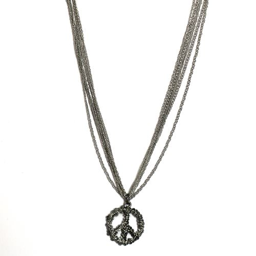 Peace on Liquid Metal Multi Chain
