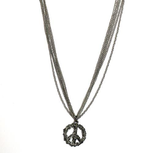 Peace on Liquid Metal Multi Chain