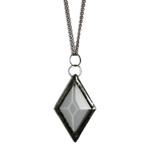 Diamond shaped prism pendant ella designs jewelry diamond shaped prism pendant aloadofball Image collections