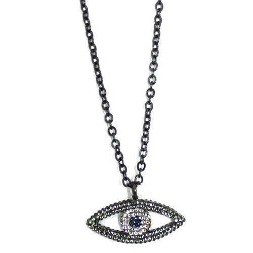 Large Evil Eye Pendant