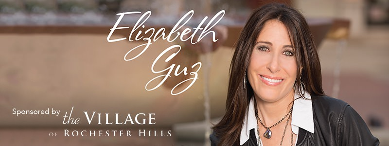 Elizabeth Guz - Inspiring Woman Cover