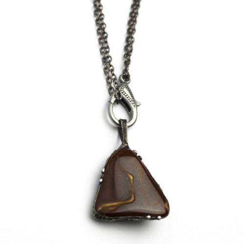 Jasper Amulet Healing Stone