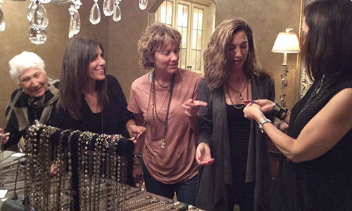 Host a Jewelry Party or Trunk Show