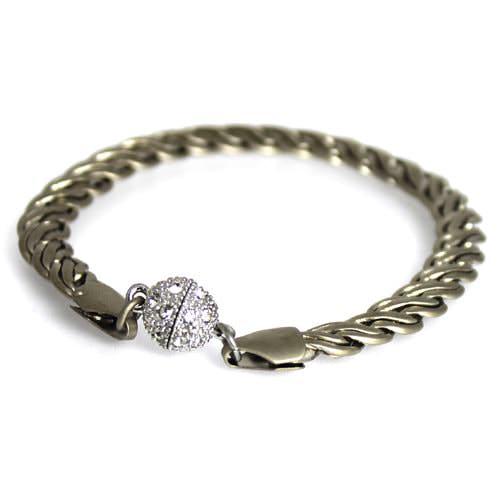 Snake Link Bracelet