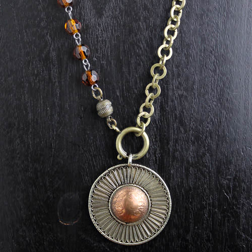 Bhutanese Coin Pendant