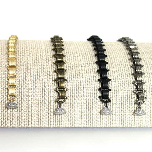 Castle Link Bracelets