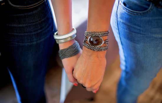 Ella Designs - Bracelets making Connections