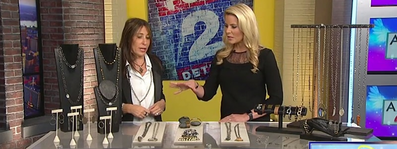 Elizabeth Guz - Appearance on Fox2 Detroit discussing her support of bipolar research